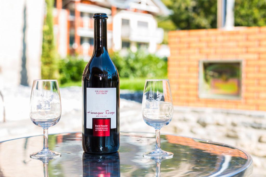 conseil Superhost Airbnb : Vin rouge. Une attention inoubliable