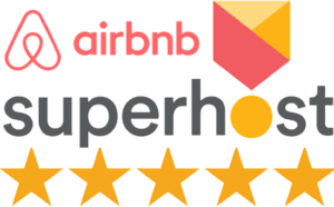 airbnb superhost badge