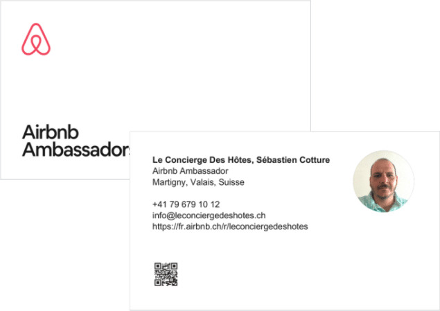 Airbnb Ambassador Valais